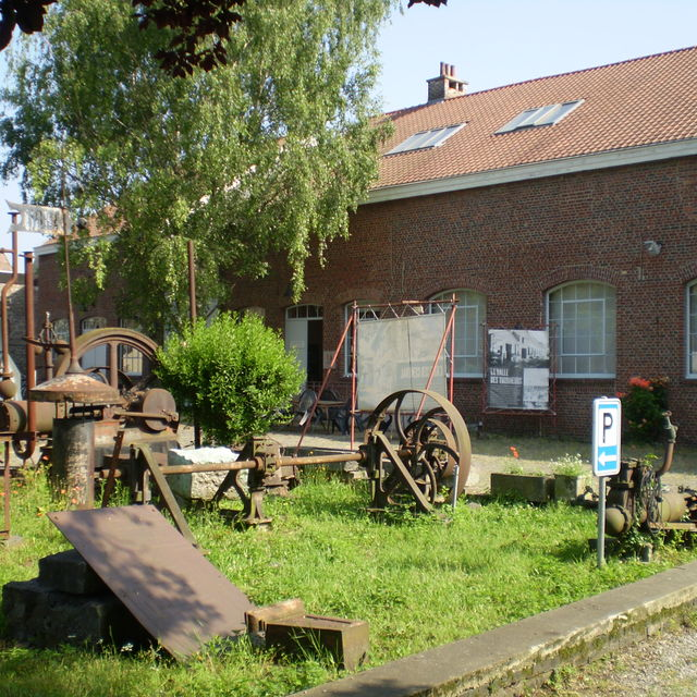 The Brussels Museum of Industry and Work (The former Compagnie des Bronzes site)