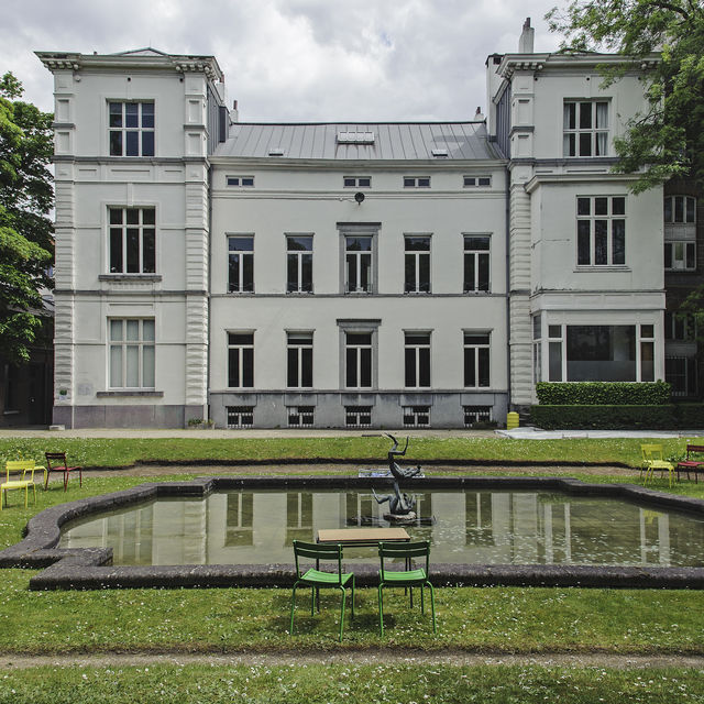 The Maison des Arts/Huis der Kunsten