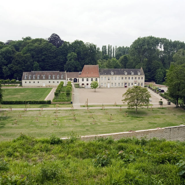 The Rouge-Cloître site