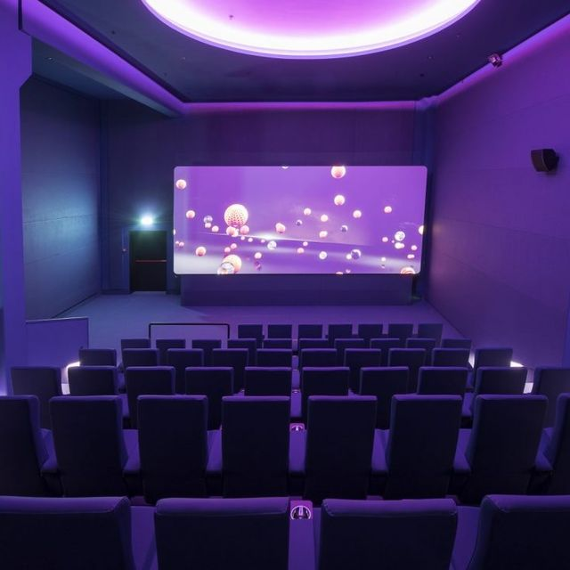 White cinema