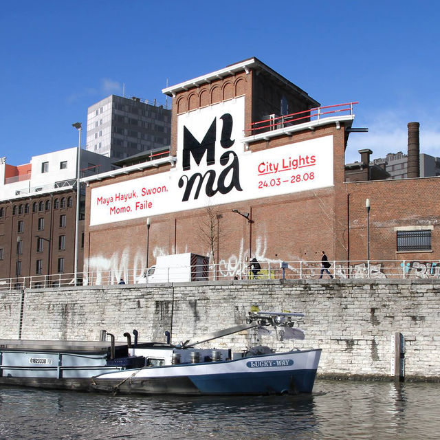 MIMA  (Millennium Iconoclast Museum of Art) : opening on March 24th, 2016