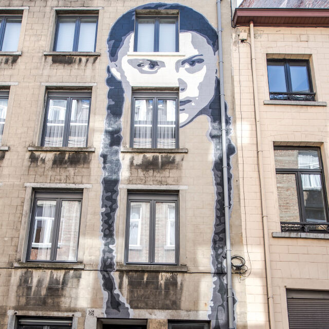 Street art in Brussels: a reflection of citizens' concerns