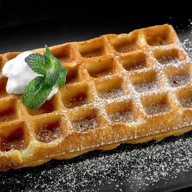 The Brussels Waffle : a sweet for all seasons