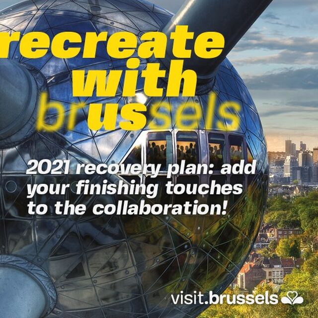 The events, tourism and international associations sectors in Brussels are mobilising