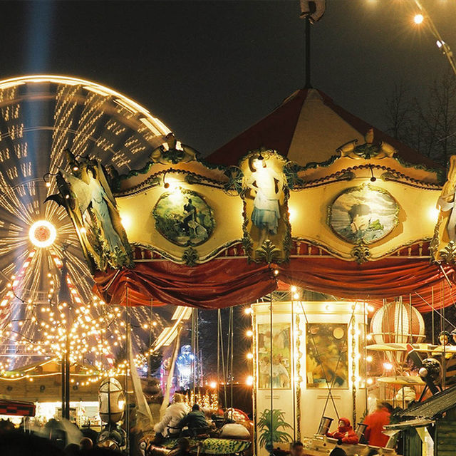 Winter Wonders in Brussels: a heart-warming christmas market!