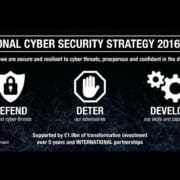 UK National Security Strategy 2016 - 2021