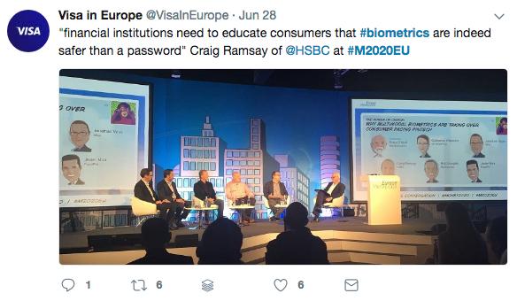 Visa - Biometrics and Trust