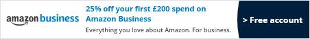 Get 50% off when you sign up for Amazon Business