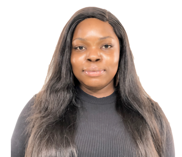 Chioma, an Administrator at 1st Formations.