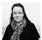 Gillian Spence, Finance Administrator.