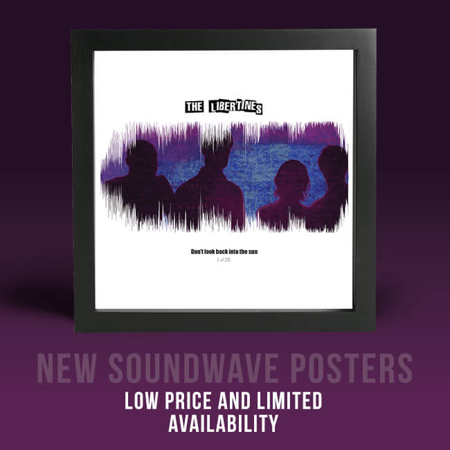 NEW Soundwave posters