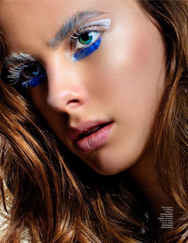 Ammara - Hair & Mup - Hair & Makeup website
