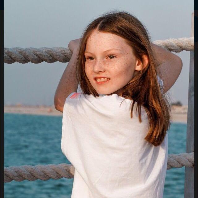 Lucie H - Kids girls