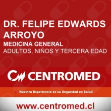Felipe Edwards Arroyo - médico general
