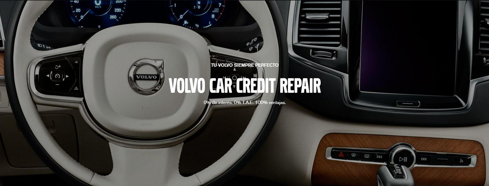 Oferta Volvo Car Credit Repair