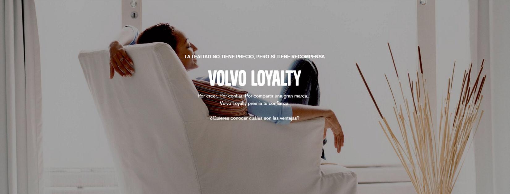 Volvo Loyalty