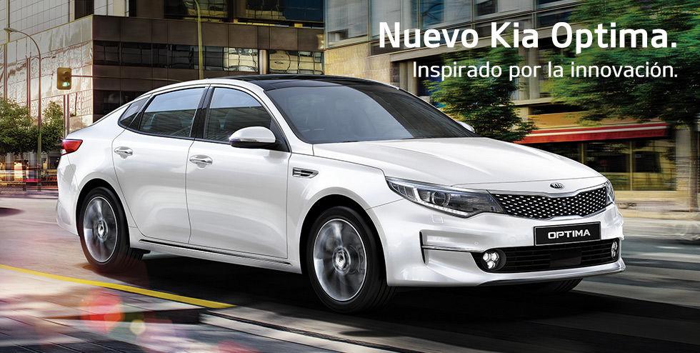 Nuevo Kia Optima