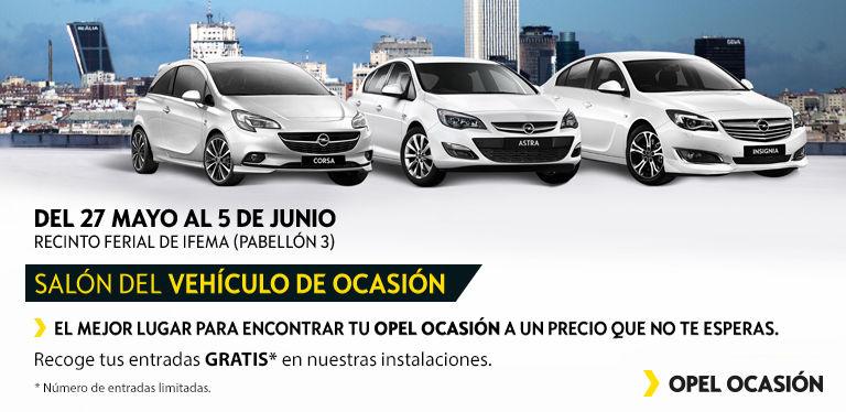Salón del vehículo de ocasión - Madrid