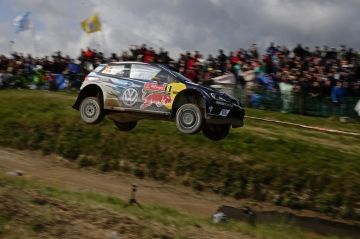 MIKKELSEN SEGUNDO Y OGIER TERCERO EN PORTUGAL, IMPORTANTE PASO DE VOLKSWAGEN EN EL WRC