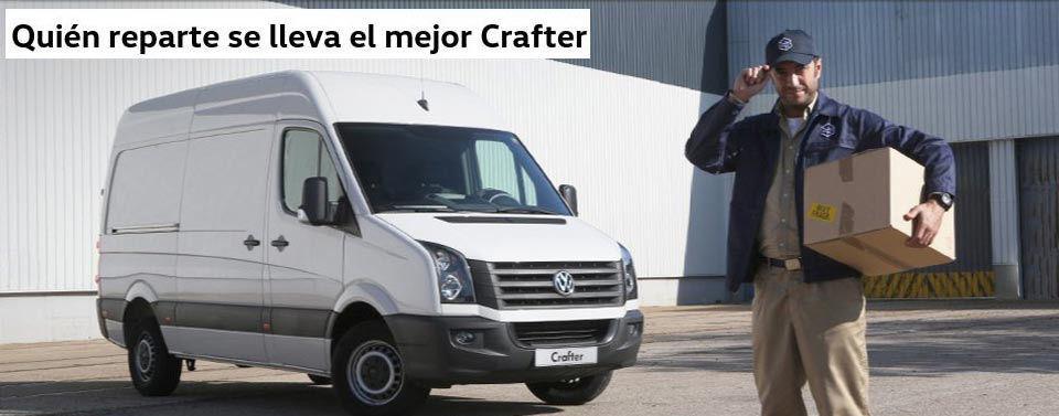 QUIEN REPARTE SE LLEVA EL MEJOR CRAFTER