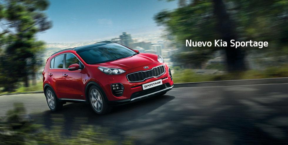 Nuevo Kia Sportage.