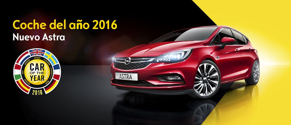 Oferta Nuevo Opel Astra - Abril 2016