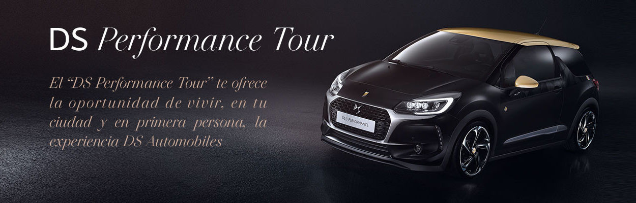DS Performance Tour