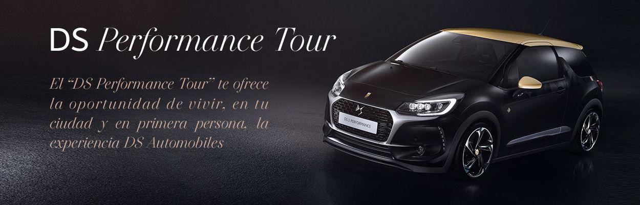 DS Performance Tour