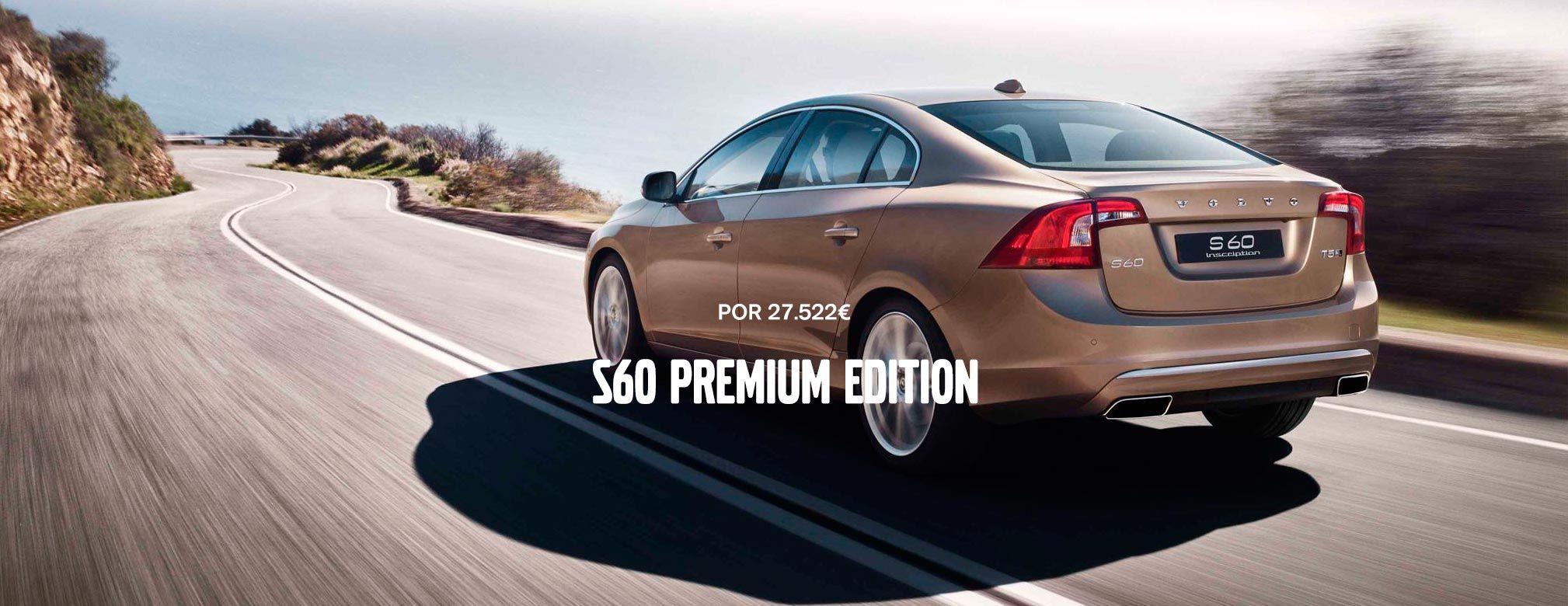 S60 PREMIUM EDITION