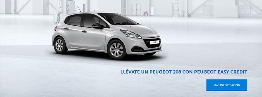 PEUGEOT 208 EN TU CONCESIONARIO