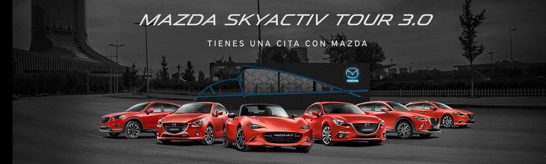 MAZDA SKYACTIV TOUR 3.0