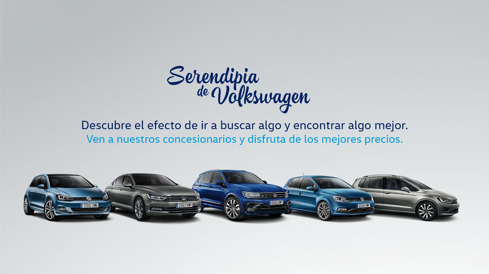 SERENDIPIA DE VOLSKWAGEN EN TU CONCESIONARIO