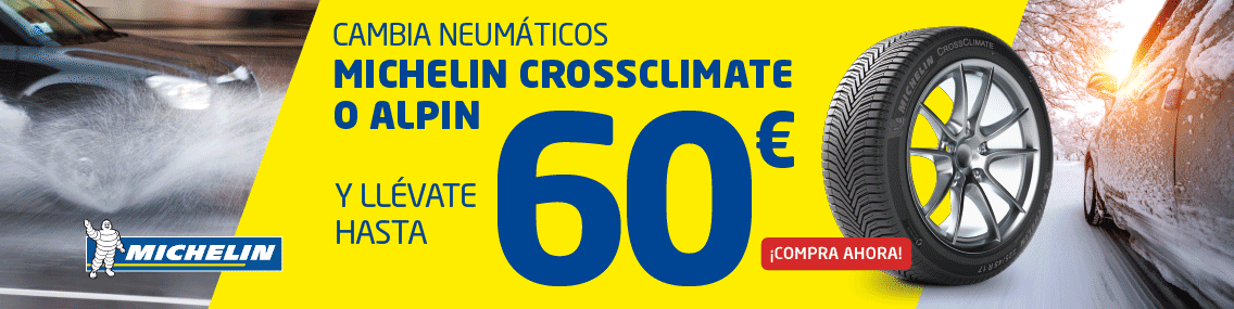 MICHELIN CROSSCLIMATE O ALPIN