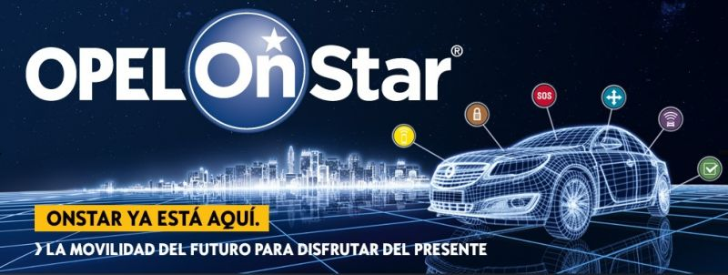 OPEL OnStar - La movilidad del futuro para disfrutar del presente