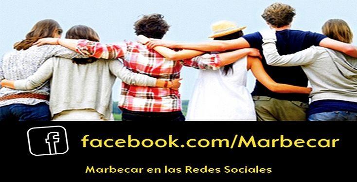 Marbecar en las Redes Sociales