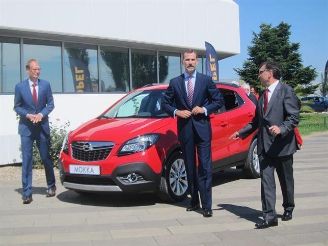 EL Opel Mokka ya se fabrica en España