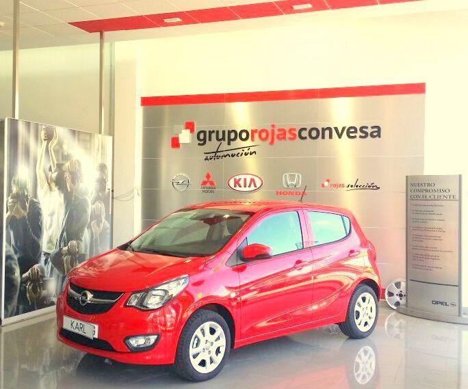 Campaña lanzamiento en España del nuevo Opel Karl por 8900€. Ni un céntimo mas.