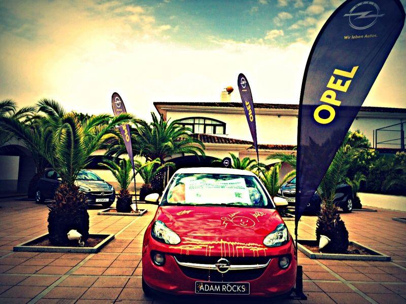 Grupo Opel Convesa Patrocinador oficial del Evento de padel Onda Cero En Golf Guadiana 09-06-2015