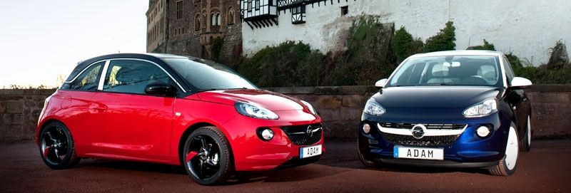 El Opel Adam está a punto de llegar