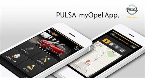 Opel lanza la APP MyOpel