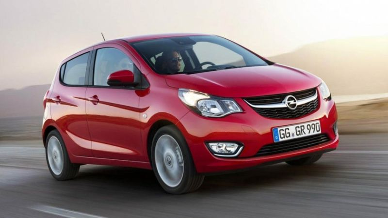 El Opel Karl, ahora con Stop/Start