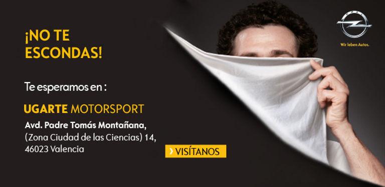Te esperamos en Ugarte Motorsport