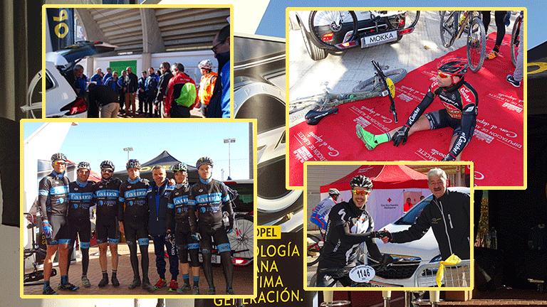 OrmautoAB Opel en el IX Circuito BTT 2015 Albacete