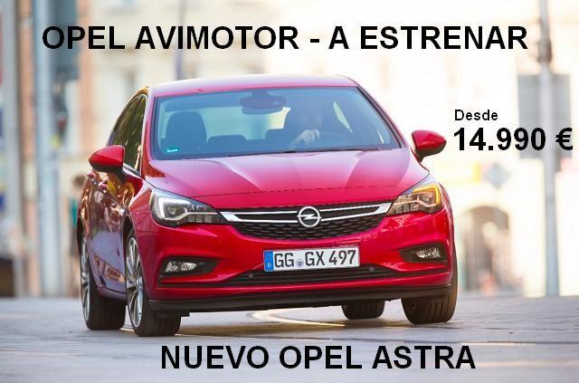 Rebajas en Avimotor - Nuevo Astra
