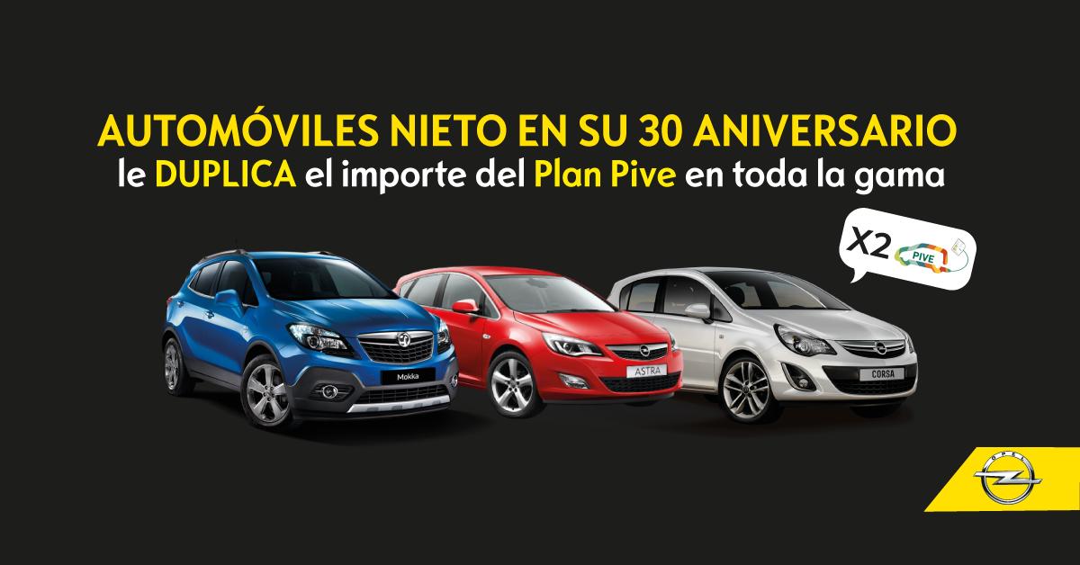 Opel Plan Pive x2