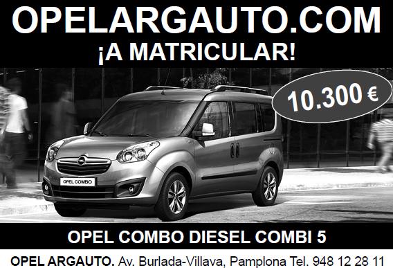 Opel Combo por 10.300€!!!