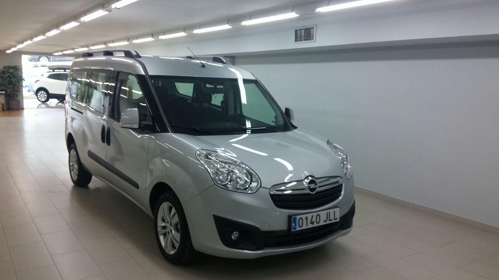 ¡¡APROVECHE LA OCASIÓN!! Opel Combo 105cv L2 Expression por 14600€*