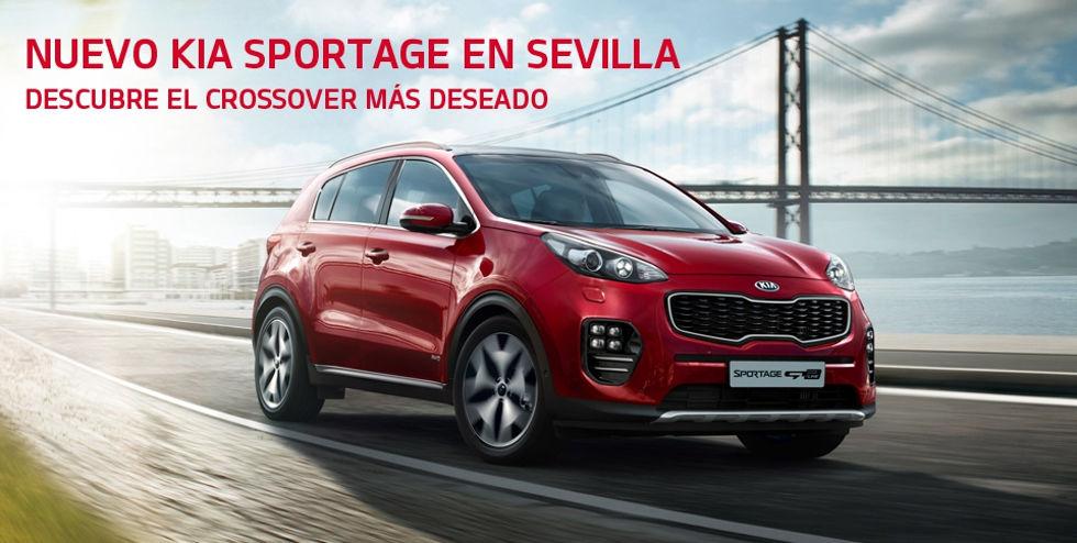 Nuevo KIA Sportage en Sevilla