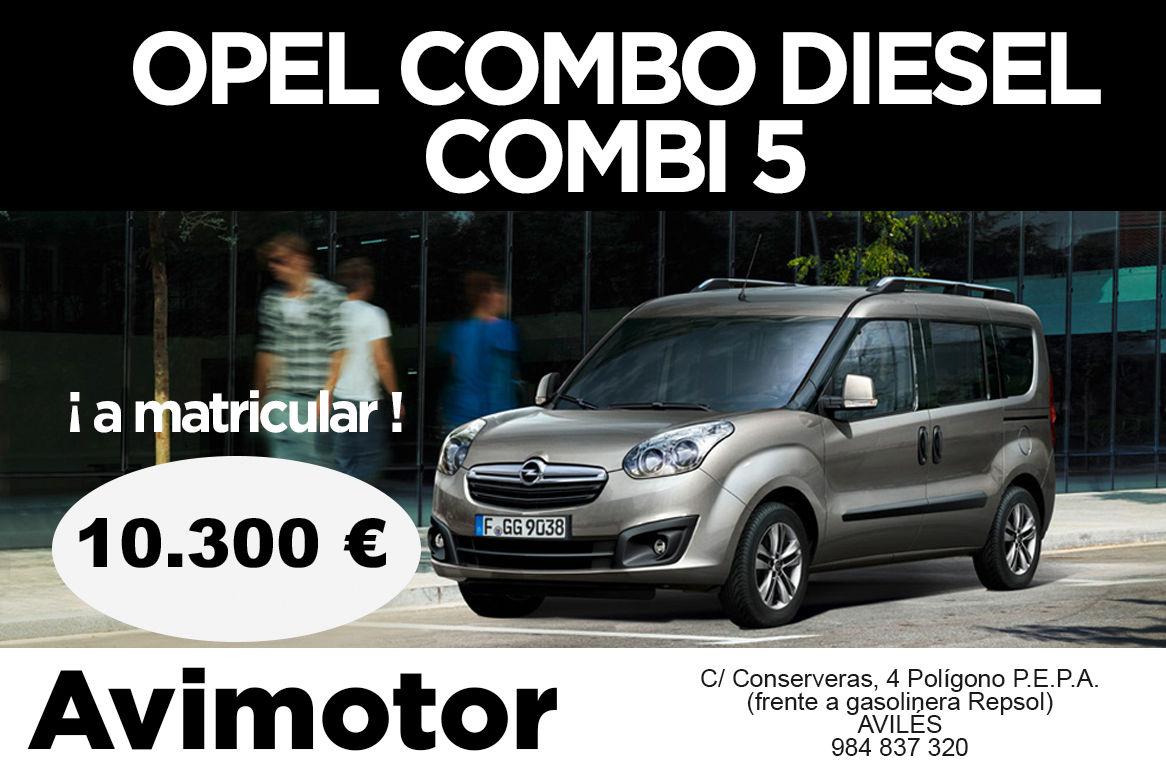 Oferta Opel Combo Avimotor