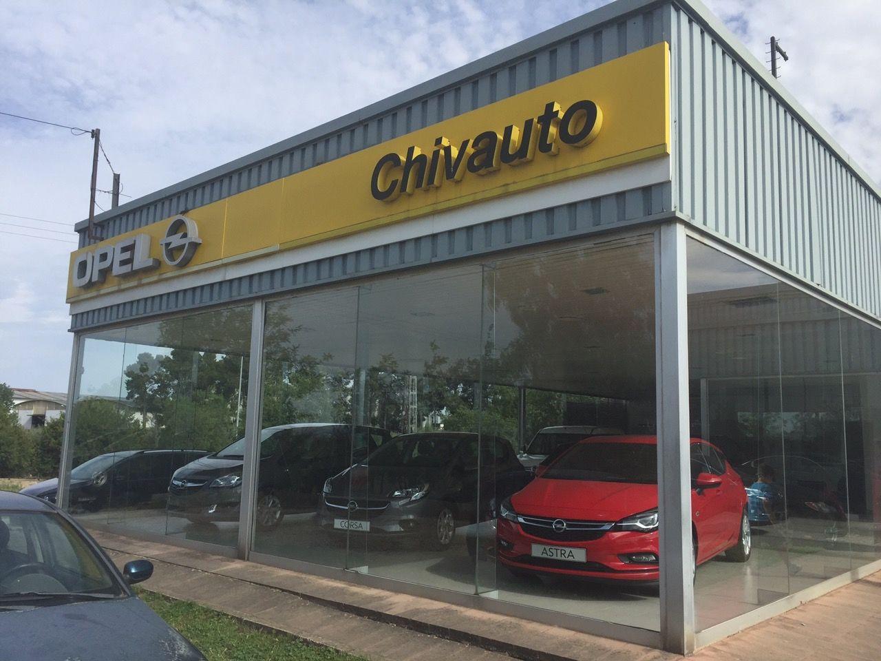 Grupo Vara: Opel Chivauto cumple 20 años